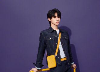 [新闻]210603 元气小甜豆芽芽演绎少年拍照pose 宋亚轩x迪奥最新时尚写真出炉