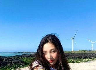 [分享]210605 Red Velvet Joy如画般的视觉效果..不可替代的果汁美
