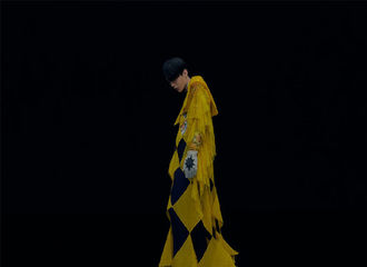 [新闻]210607 淡黄长裙小范公举高冷美貌大爆发 《T》内页大片&片场日记多得看不完