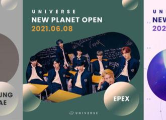 """[新闻]210608  GOT7荣宰""""UNIVERSE""""Planet今日正式开放"""