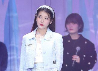 [新闻]210610 IU《Blueming》2亿流媒…Gaon双白金认证
