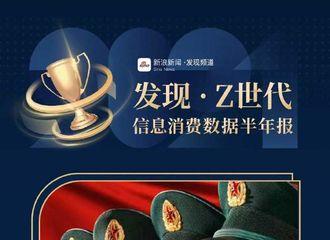 [新闻]210612 2021上半年信息消费数据半年报公开 李易峰《号手就位》进入口碑电视剧TOP10