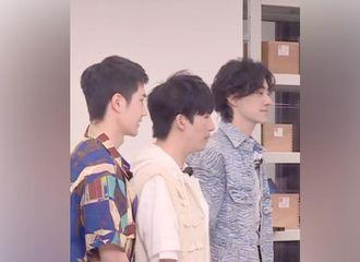 [新闻]210612 《天天向上》抖音发布最新视频 王一宝乖乖排队礼貌和老师握手