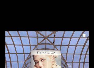 [新闻]210619 ROSÉ更新IG亲自认证澳大利亚墨尔本Tiffany&Co地广