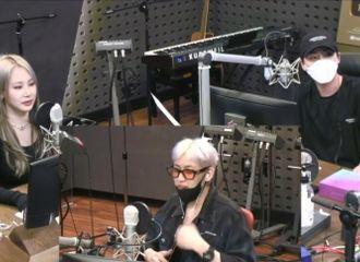 """[新闻]210630 《kiss the radio》BamBam""""GOT7珍荣在《riBBon》宣传中突然...温暖的友情"""""""