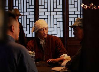 [新闻]210724 惊喜制造商王琳凯出演短剧《第三把枪》 今晚《电影中的印记》第四期不见不散