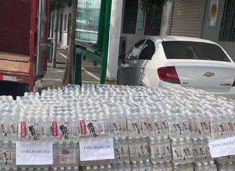 [新闻]210725 希望与爱,从未离开!蔡徐坤捐赠的60万瓶饮用水陆续抵达灾区