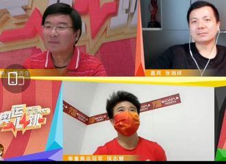 [分享]210726 奥运冠军侯侯志慧说易烊千玺很棒 果然优秀的人都是相互吸引的