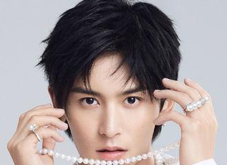 [新闻]210802 张哲瀚成为TASAKI塔思琦首位品牌大使 珍珠配美人是再适合不过了