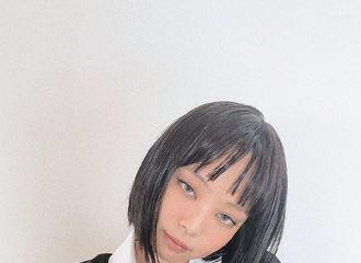 [新闻]210803 BLACKPINK JENNIE即使短发也闪耀的美貌