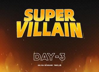 [新闻]210804 高产富翁王琳凯八月第一首歌 最新单曲《Super Villain》海报释出
