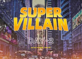 [新闻]210804 小鬼微博分享吉他弹唱日常视频 果然发布《Super Villain》倒计时2天海报
