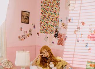 [新闻]210805 Red Velvet 涩琪 X JOY像青春电影主人公一样的可爱魅力