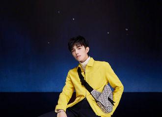 [新闻]210819 陈飞宇DIOR2021冬季男装大片公开  演绎现代格调和诗意美学的完美融合