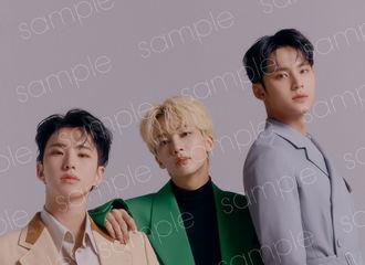 [分享]210830 SEVENTEEN净汉、HOSHI、珉奎将登上《GINGER》杂志11月号封面