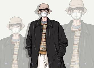 [分享]210831 王俊凯粉丝手绘一则分享,收藏一些男友风私服