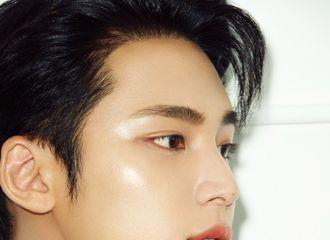 [新闻]210902 SEVENTEEN珉奎,像钻石一样闪耀的皮肤...浪漫男友美