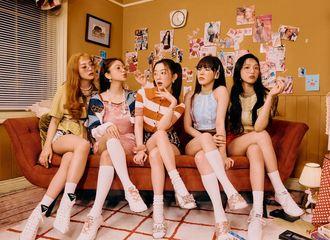[新闻]210912 Red Velvet摘得9月女团品牌评价第3位!